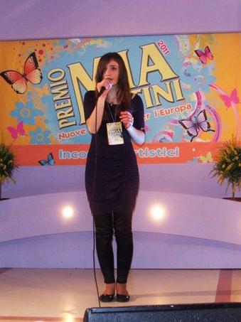 Alessia di domenico giovane talento augustano alla for Alla maison di alessia