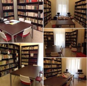 biblioteca comunale Augusta