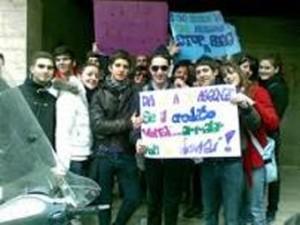 protesta liceali