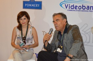 Taormina intervista a Mari