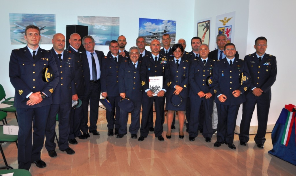 Foto di gruppo della rappresentanza AM