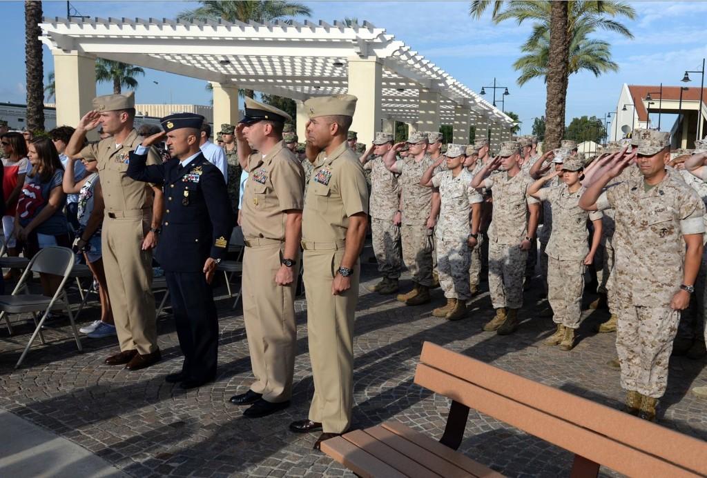 Sigonella commemorazione 11 settembre (2)