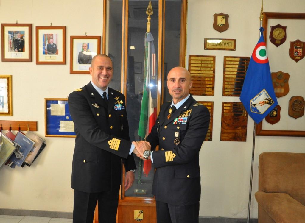 Col. Fedele e Col. Sicuso