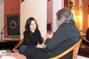 Scuriatti intervistato da Cecilia