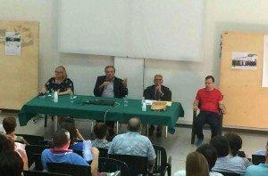 Ospedale Muscatello assemble del 30 maggio 2015
