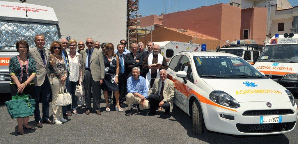 Rotary dona auto