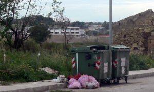 spazzatura e cassonetti