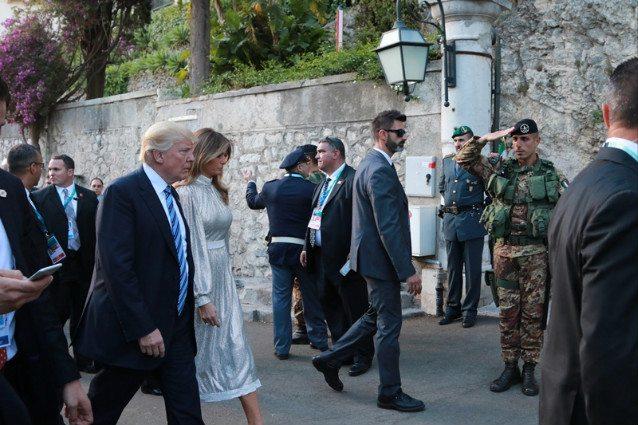 CONCLUSO IL SUPPORTO ALLA SICUREZZA PER IL G7 A TAORMINA