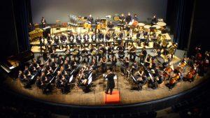 Orchestra a fiati Conservatorio A. Corelli