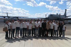 Studenti Istituto Aeronautico Besta di Ragusa
