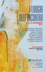 """GALLERIA QUADRIFOGLIO, FINO AL 2 DICEMBRE IN MOSTRA """"ILUOGHIDELL'INCONTRO"""""""